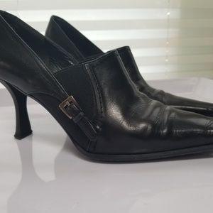 Stuart Wietzman Slip on Leather Shoes